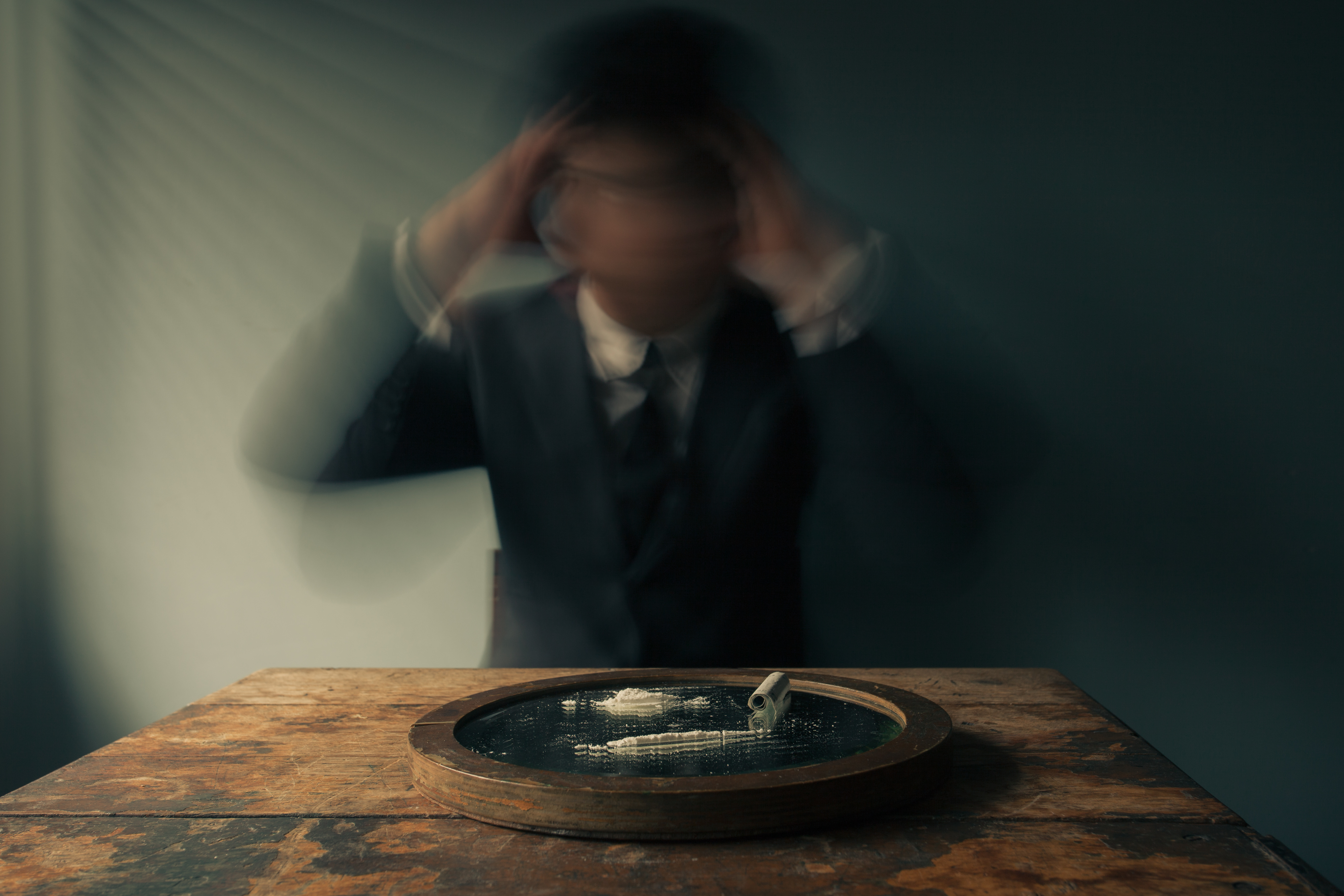 Cocaine addiction: signs and symptoms