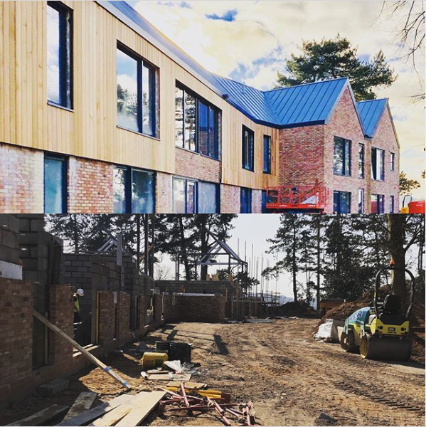 Delamere clinic being built in 2019