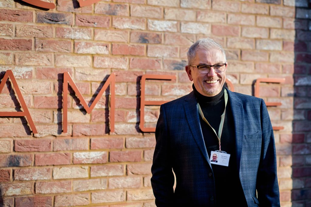 Mike Delaney, Clinical Director at Delamere Rehab