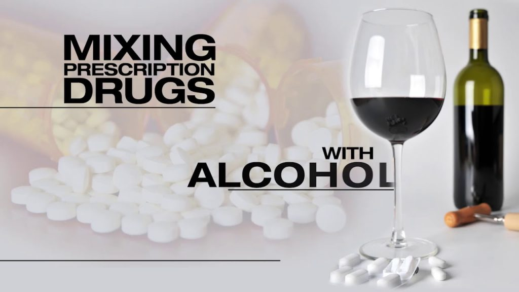 mixing prescription drugs with alcohol