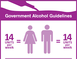 government alcohol guidelines