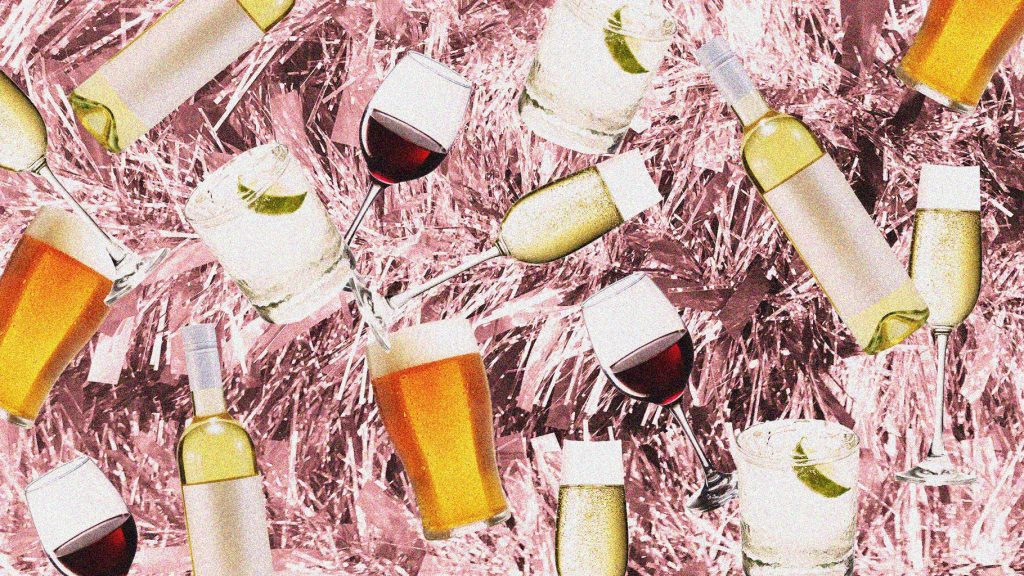Psychology-drinking-at-Christmas-effects-mental-health