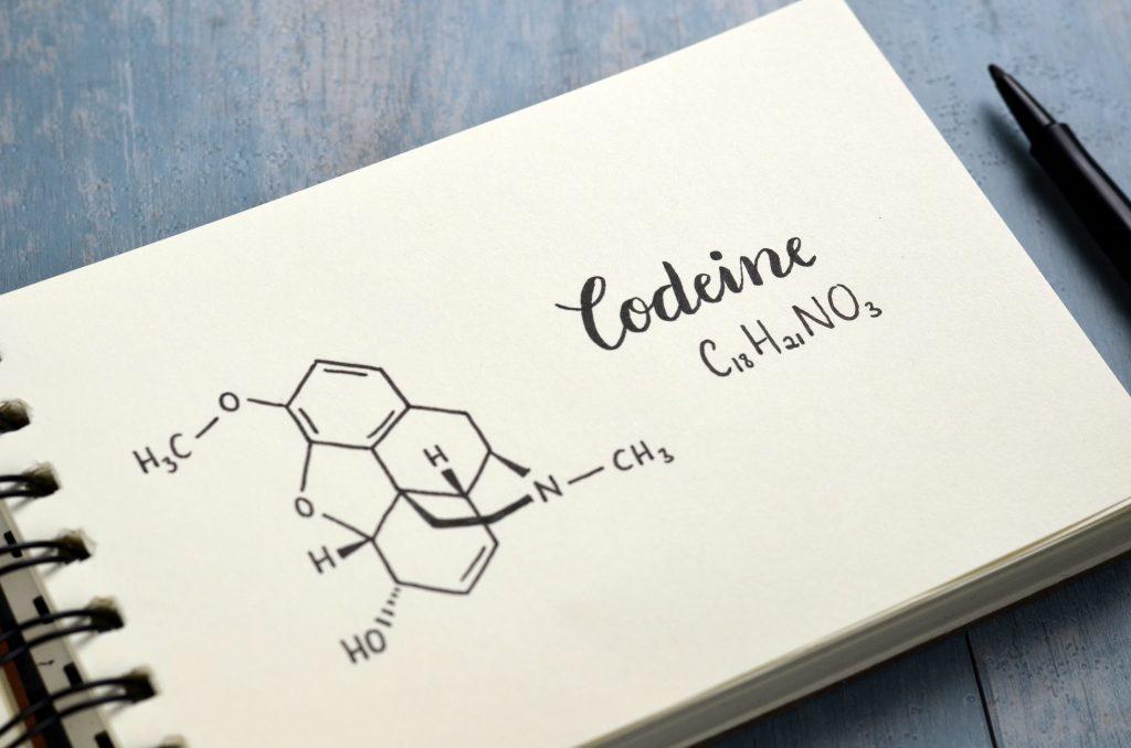 codeine chemical symbol